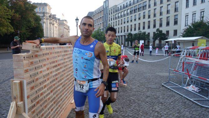 Vegano vence quatro vezes a maior ultramaratona de Israel